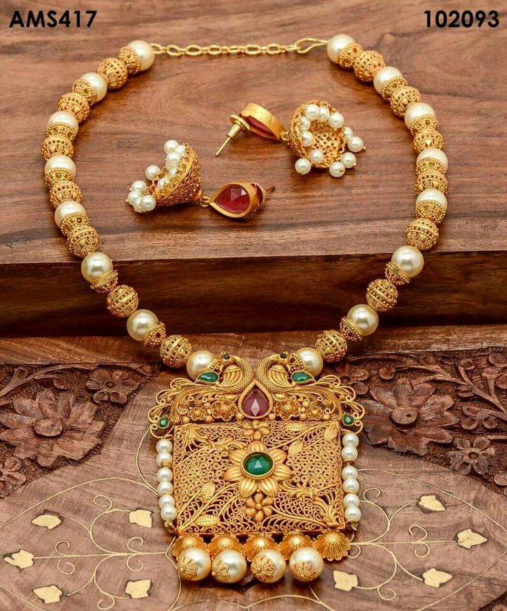 Indian gold jewelry (?) Gorgeous!
