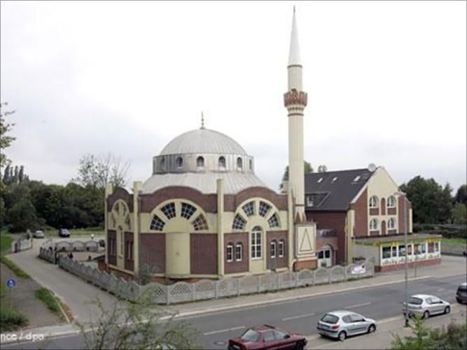 Fatih Mosque, Cologne, Germany