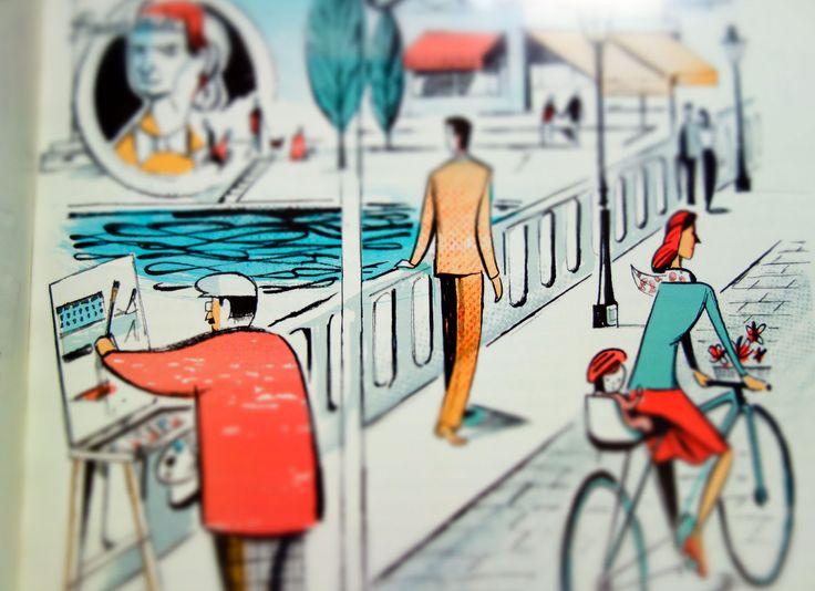 Île-de-Saint-Louis | Personallité Magazine, 2011 | Nik Neves