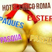pasqua easter paques pascua Passala con noi a #roma Offerta Speciale - 10% #hotel #lirico