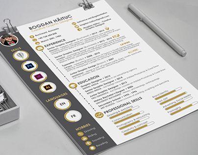 "Check out new work on my @Behance portfolio: ""My Resume [identity]"" http://on.be.net/1Hfi1zq"