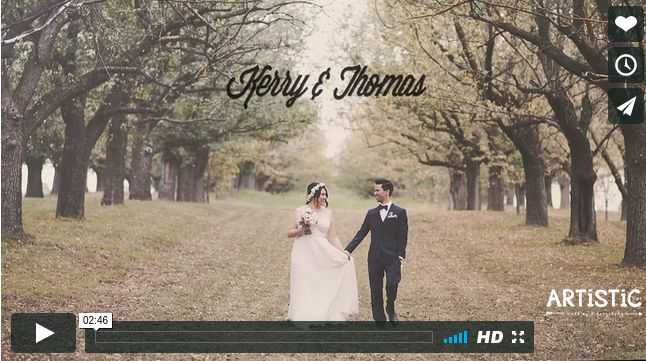 Artistic Films is a renowned videography company that presents affordable wedding videos Melbourne.