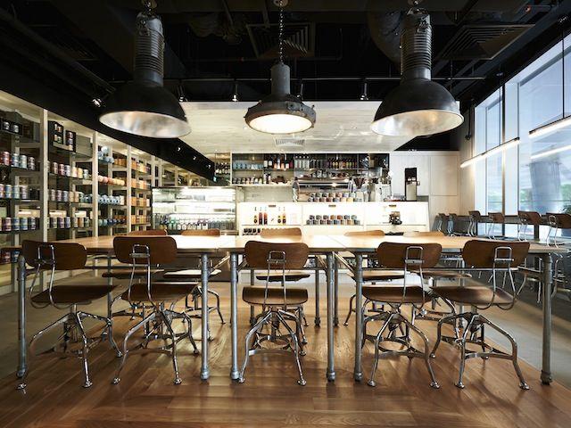 The Providore Cafe- Singapore