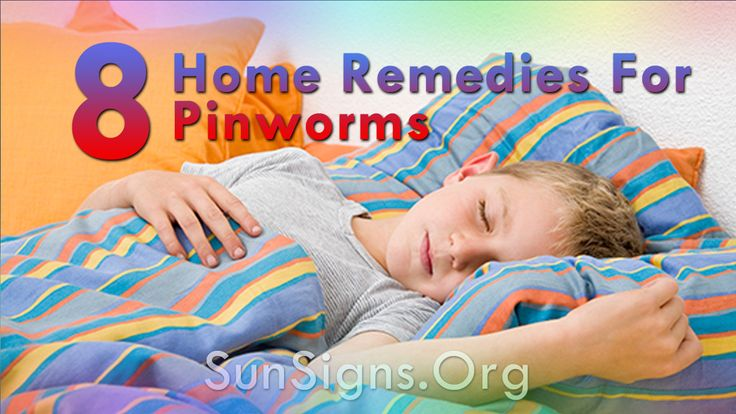 This article will discuss only how to get rid of pinworms in children using simple home remedies.