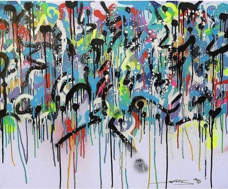... Street art sur Pinterest  Art du Graffiti, Graffeurs et Recherche
