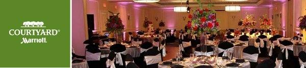 Courtyard Marriott Canton, Wedding Ceremony & Reception Venue, Ohio - Cleveland, Erie, Toledo, and surrounding areas