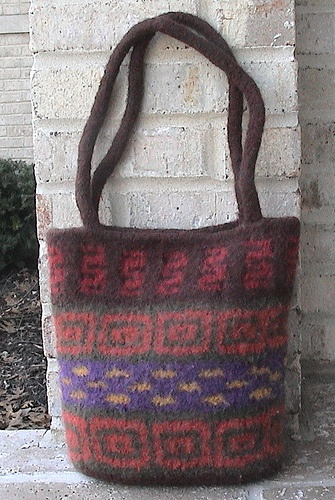 110 Best images about Knitted bags on Pinterest Knit ...