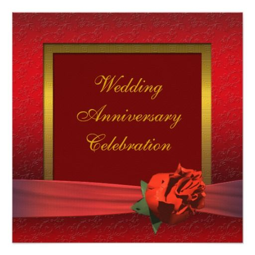 17 best 1st anniversary party invitations images on pinterest fancy anniversary party invitation stopboris Gallery
