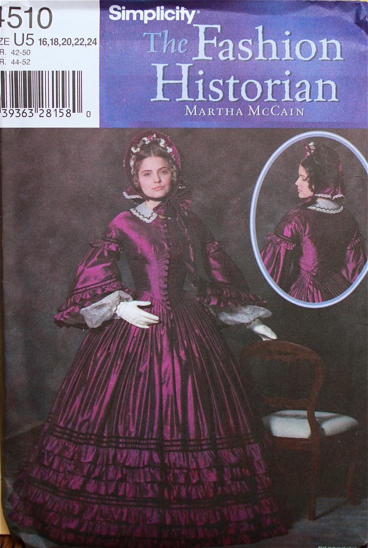Mejores 59 imágenes de Dress Patterns en Pinterest | Ilustraciones ...