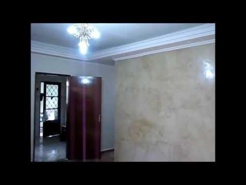 Marmorato - Efeito Mármore - Como Construir sua Casa - YouTube
