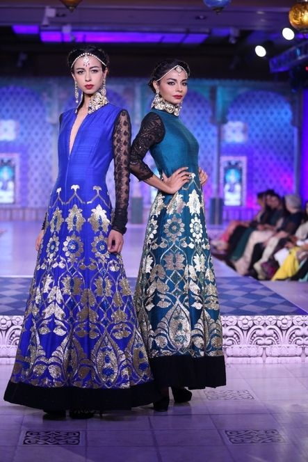 Niki Mahajan Prive - Couture Show 2013