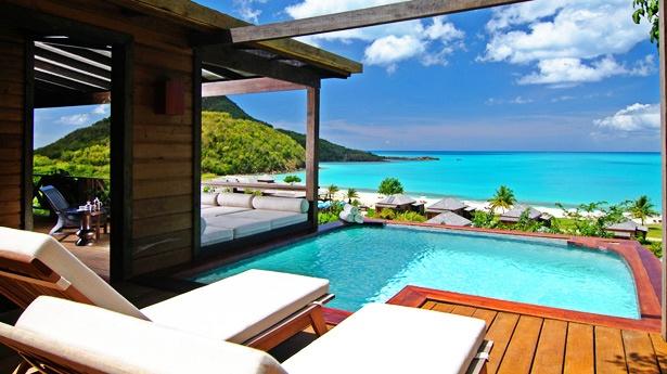 Hermitage Bay Resort (St. John's, Antigua)