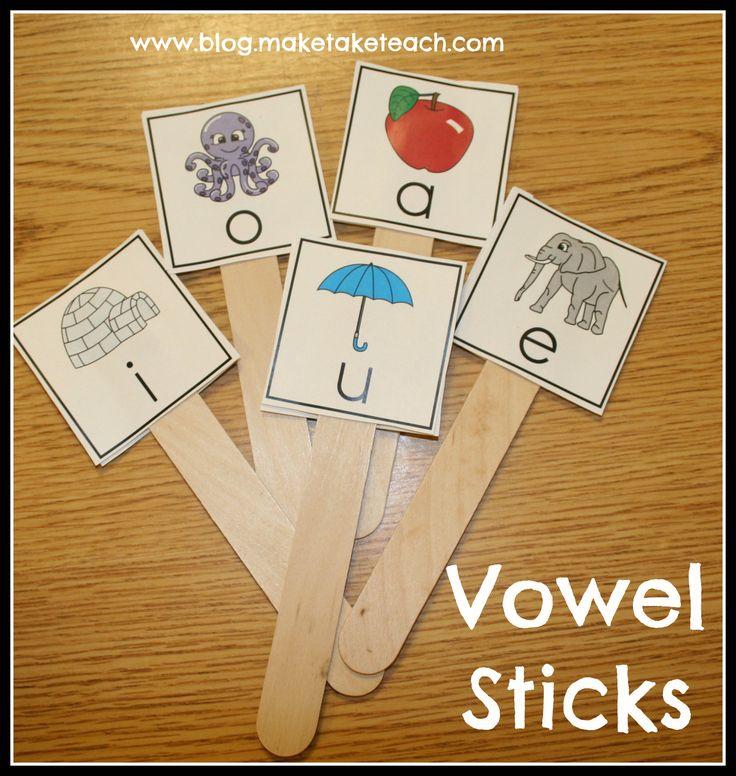 Teaching Short Vowels