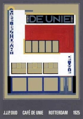 A nave do bom gosto: april 2010 - 20 APRIL 2010 - Café De Unie.... Rotterdam, 1925, by J.J.P. Oud - UPPLAGD AV JULIO AMORIM INGA KOMMENTARER: ETIKETTER: 20`S, BUSINESS, HOLLAND, OUD