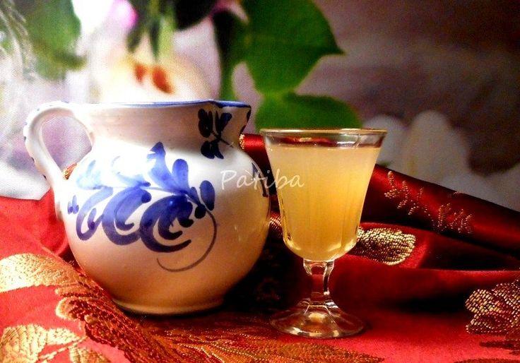 Sburlòn, liquore di mele cotogne - QUELLO VERO!!!