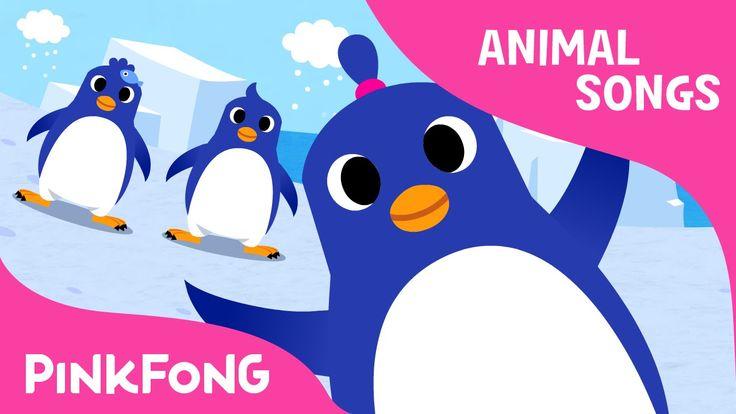 The Penguin Dance | Animal Songs | PINKFONG Songs for Children