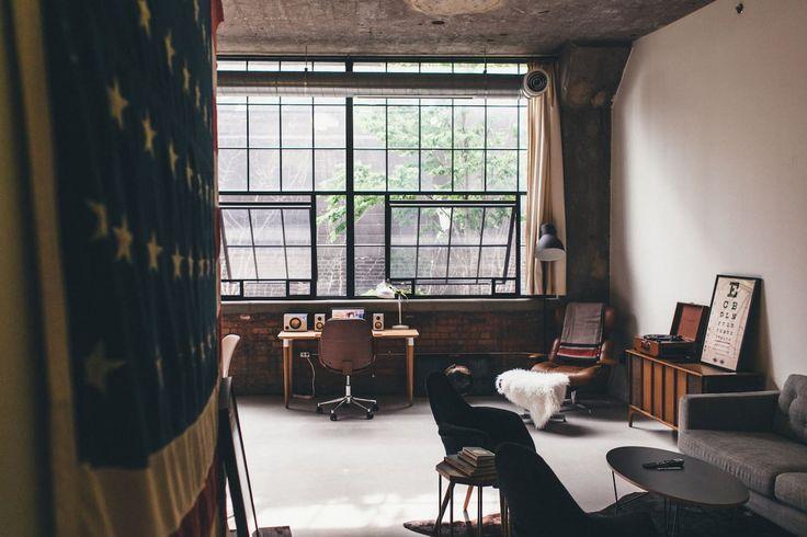 Gorgeous Loft in Historic Building - Lofts en alquiler en Detroit