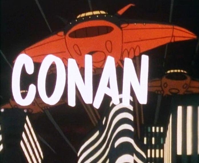 Conan openig
