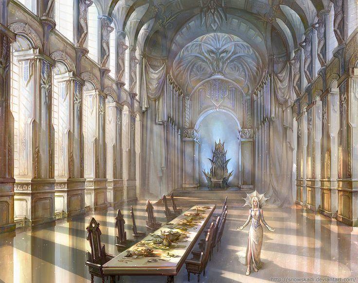 Sala de jantar _palacio imperial ( Luzary)