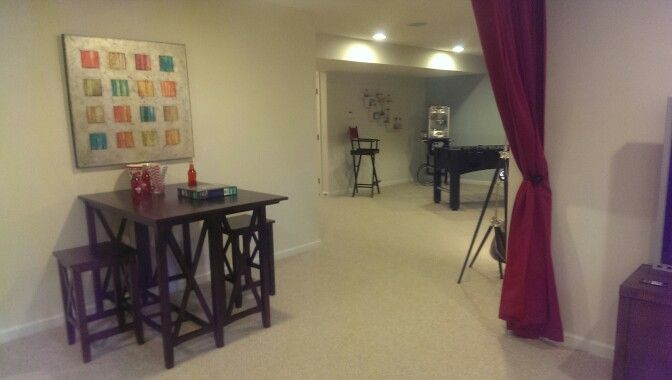 Finished Basement In The Quot Venice Quot At Ryan Homes Ryan