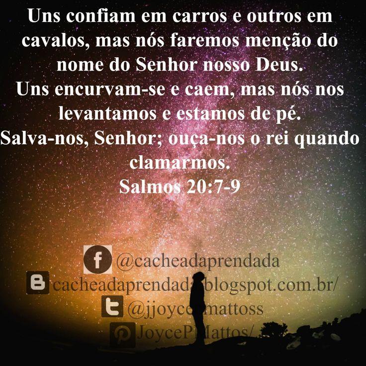 SALMOS 20 7:9