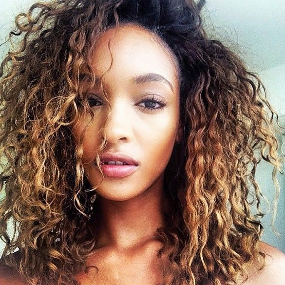 Celebrity-Inspired Ways to Style Your Naturally Curly Hair