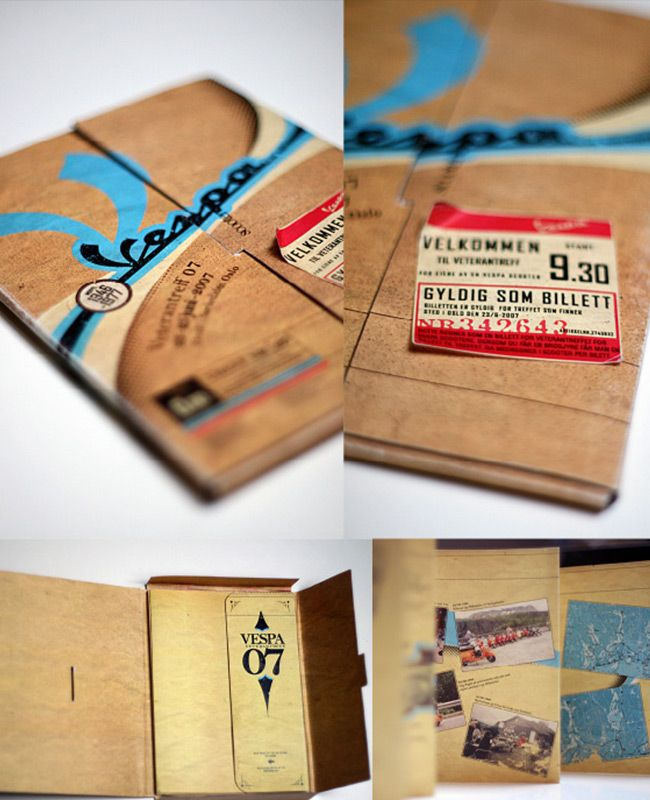Creative and Unique examples of Brouchure Design