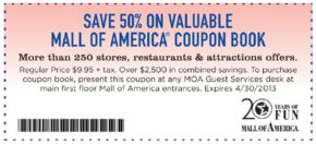 Mall Of America Christmas The Best Deals So Far Search for your favorites styles at Mall of America and add them to your shopping cart and, this is the perfect time to save your money. Just feel free to receive: