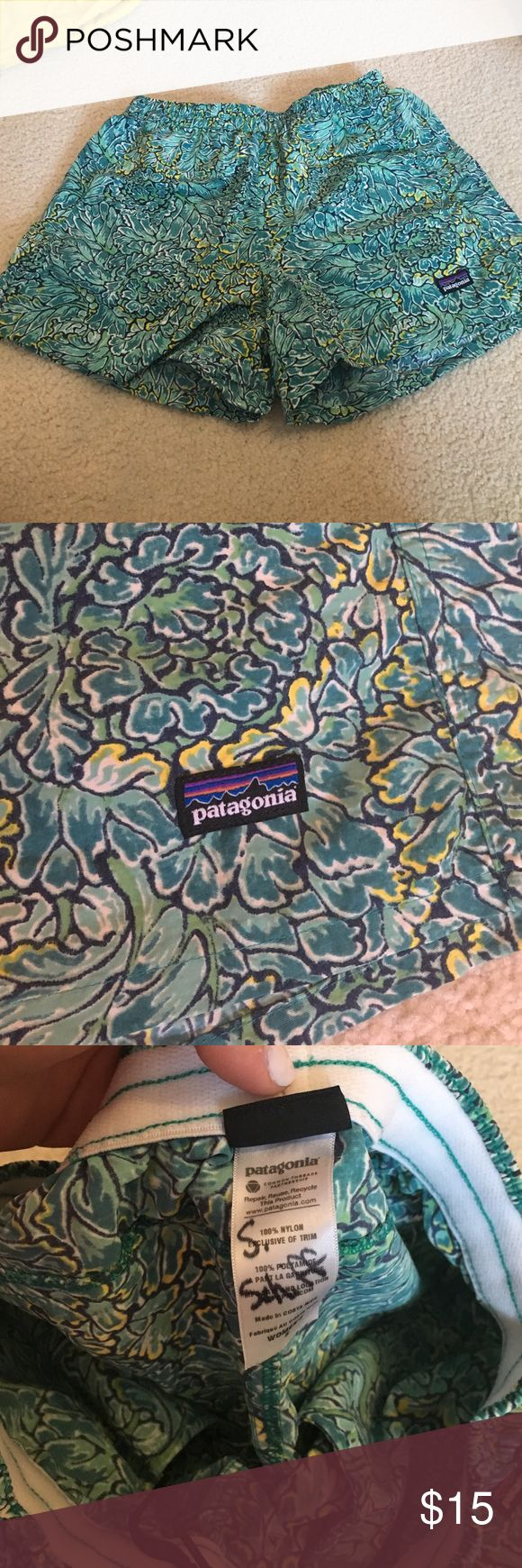 PATAGONIA SHORTS Baggies are back!! Great condition but do have my name written in the tag. Minimal wear and so comfortable Patagonia Shorts