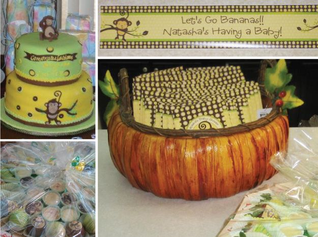 30 Best Monkey Baby Shower Birthday Party Ideas Images On