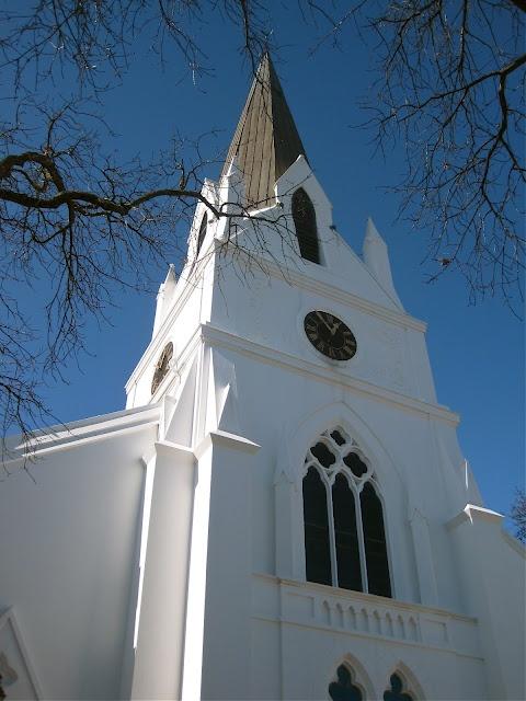 moederkerk ~ stellenbosch, south africa
