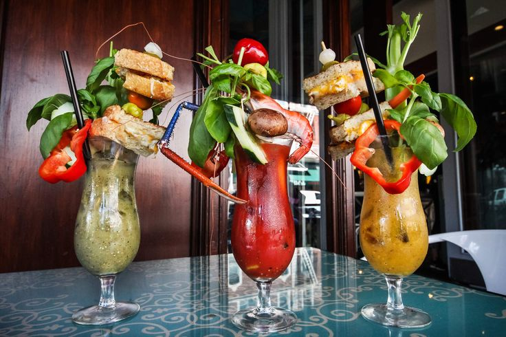 Ranking San Diego's 6 Most Ridiculous Bloody Marys