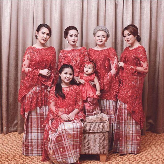 The Serene Baju Bodo by SVARNA by IKAT Indonesia Didiet Maulana - 001