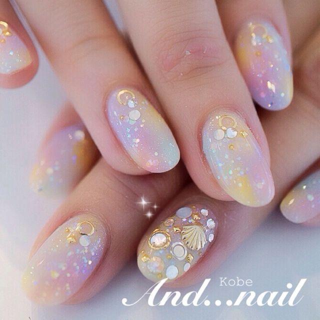 ✧•°♬❀ WrapWhispererr ✿✞❁✧°• ||#unicornnails