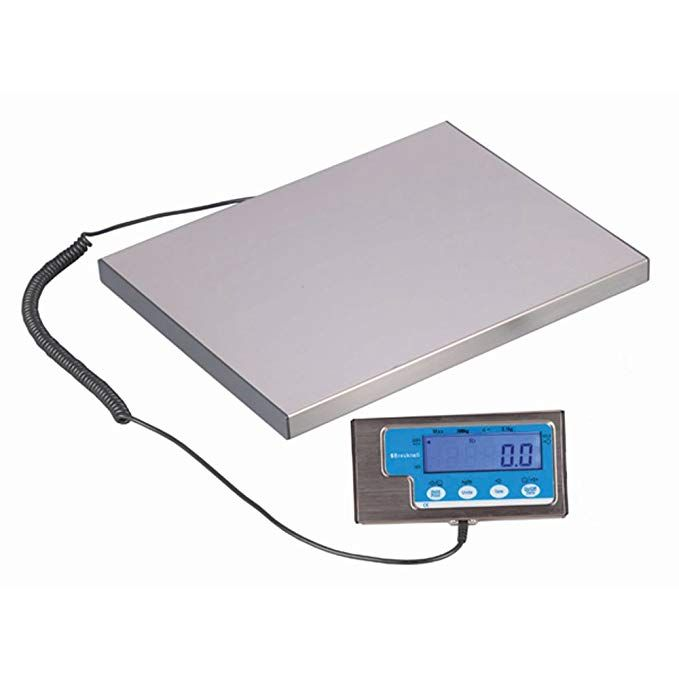 30 Lb X 0 01 Lb 0 2 Oz Salter Brecknell Lps15 Portable Bench Scale New Review Digital Scale Shipping Scale Kitchen Scale