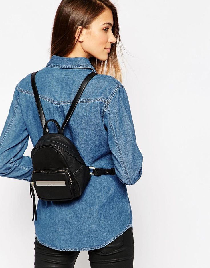 Image 3 of Calvin Klein Mini Backpack