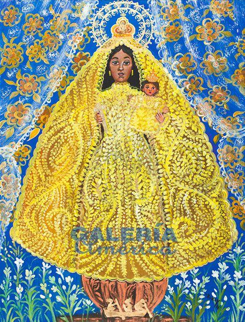 Virgin of Charity / Virgen de la Caridad