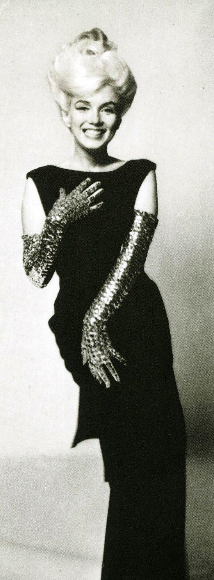 Marilyn Monroe photographed by Bert Stern, 1962. Veja também…