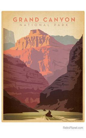 image of Grand Canyon Wall Decal