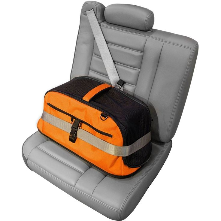 Sleepypod Air In-Cabin Pet Carrier, Orange Dream  Free standard UK shipping     #petsonthemove #travellingpet #pettravel #sleepypod #sleepypodair