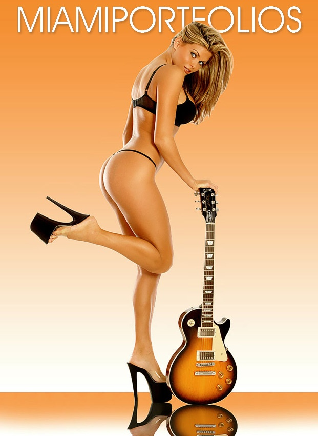 image Guitar girl hot music sex video
