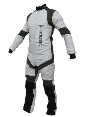 My new skydiving suit - VERTICAL VIPER