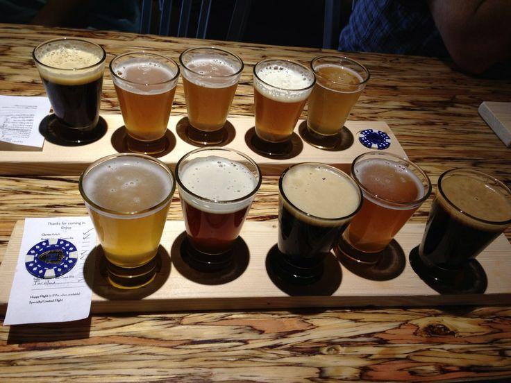 7 best beer tasting tray images on pinterest beer for Craft brew beer tasting glasses