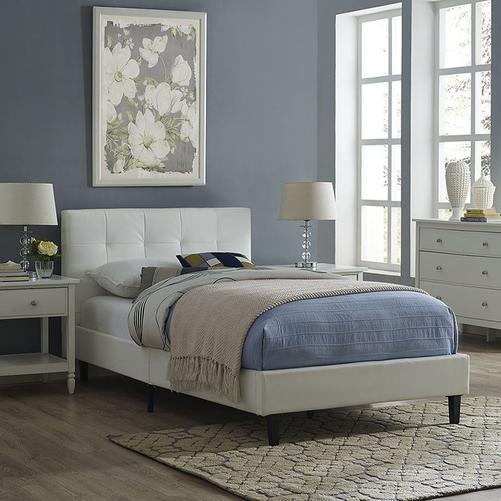 17 Best Ideas About Twin Platform Bed Frame On Pinterest