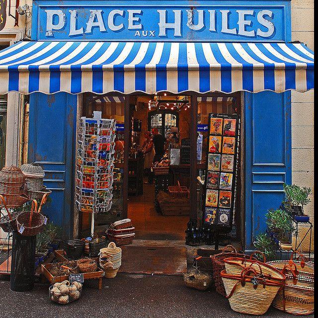 Boutique en Provence