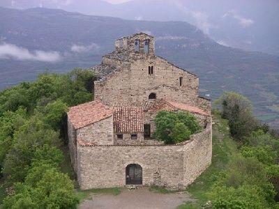 Canònica de Santa Maria de Mur #romaniccatalà #romanesque #pallarsjussa #cataloniaromanesque