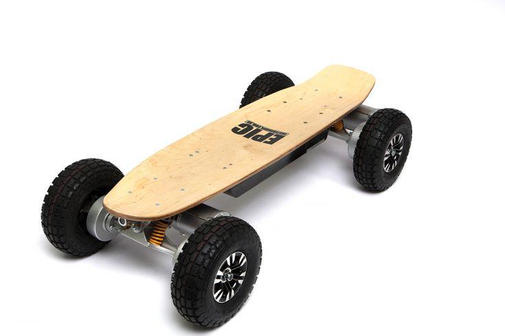 191 best images about Longboards   KickScooter on Pinterest  Longboards, Electric skateboard