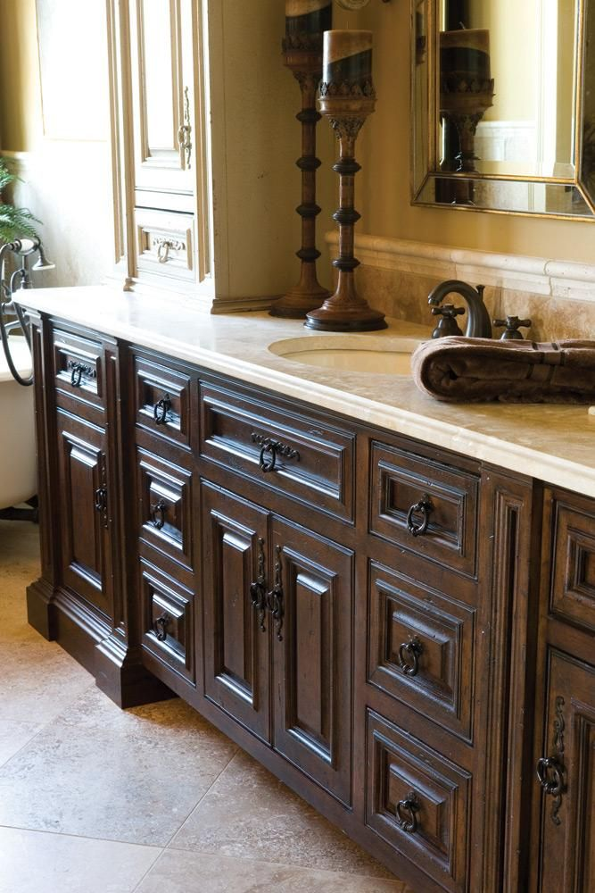 Master Bath Designs: Cabinets Colors, Bath Cabinetri, Houses Ideas, Beautiful Bathroom, Bathroom Remodel, Bathroom Ideas, Bathroom Decor, Master Bathroom, Bath Design