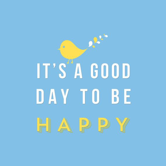 A lot going on but it is still a good day to be happy !!!!!