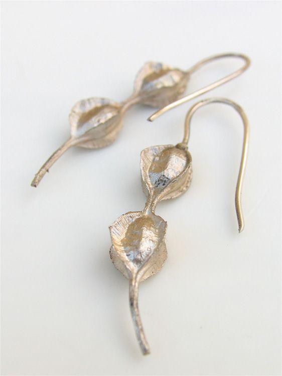 Discover Me : Debra Fallowfield : Kowhai Flower Earrings